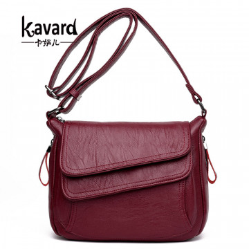 Kavard Women Leather Handbags Summer Style Women Bag sac a main femme Luxury Handbags Women Bags Designer Small Handbag 201732799447128