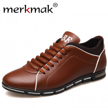 New 2017 Luxury Brand Men Shoes England Trend Casual Leisure Shoes Leather Shoes Breathable For Male Footear Loafers Men's Flats32667205163
