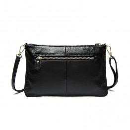 fashion women handbag small genuine leather shoulder bag girls rear leather crossbody bag female purse cowhide messenger bag